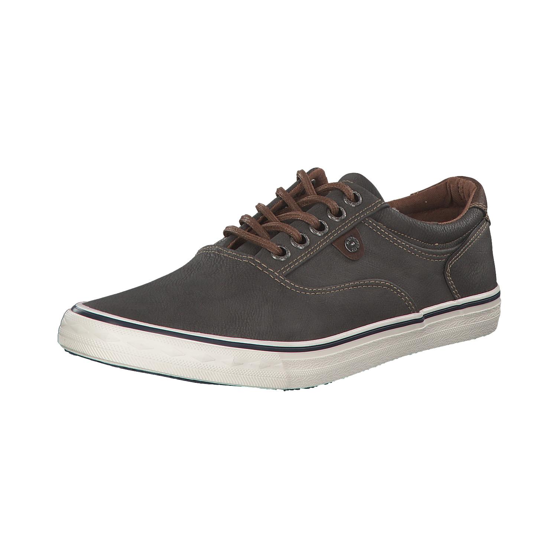 super popular cb4ee 3ef13 Tom Tailor Herren Sneaker Schuhe Low Halbschuhe Schnürschuhe 378150200 Grau  Neu | eBay