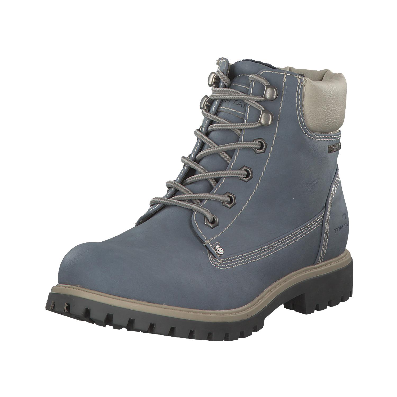 4b2ee5d4c0d8e8 Das Bild wird geladen Tom-Tailor-Damen-Stiefel-Boots-Winterschuhe -3790101-00125-