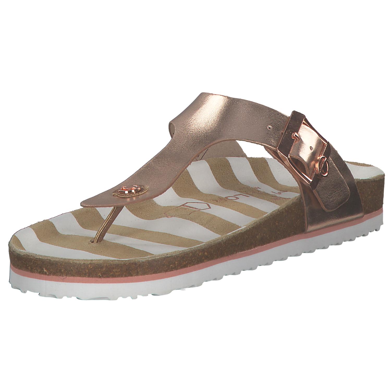 Tom Tailor Sandale, perfekt für den Sommer, rosa, 35 35