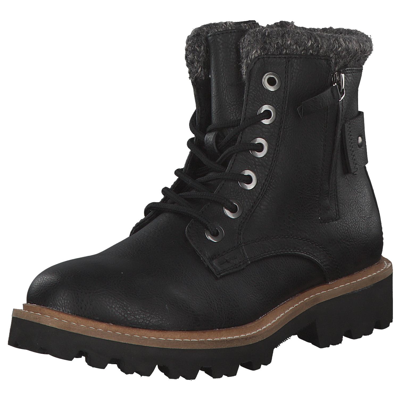 tom tailor damen stiefel stiefeletten boots winter 5890804. Black Bedroom Furniture Sets. Home Design Ideas
