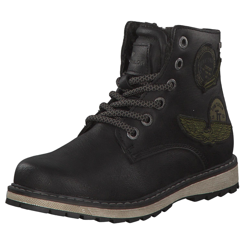 tom tailor damen stiefel stiefeletten boots winterstiefel. Black Bedroom Furniture Sets. Home Design Ideas