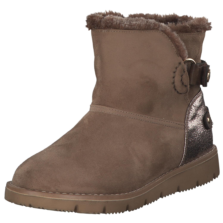 tom tailor damen stiefel stiefeletten boots winter. Black Bedroom Furniture Sets. Home Design Ideas