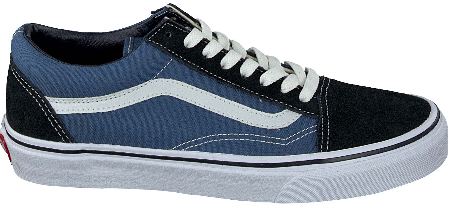 damen vans old skool hellblau