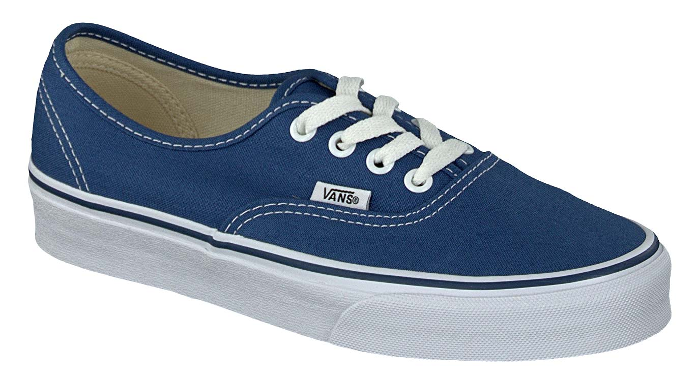authentic vans blau
