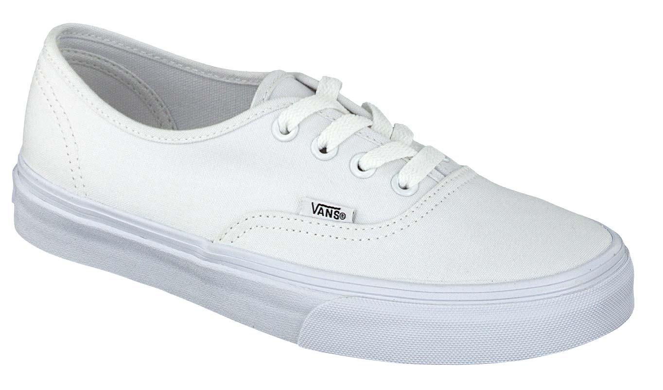 vans herren authentic weiß