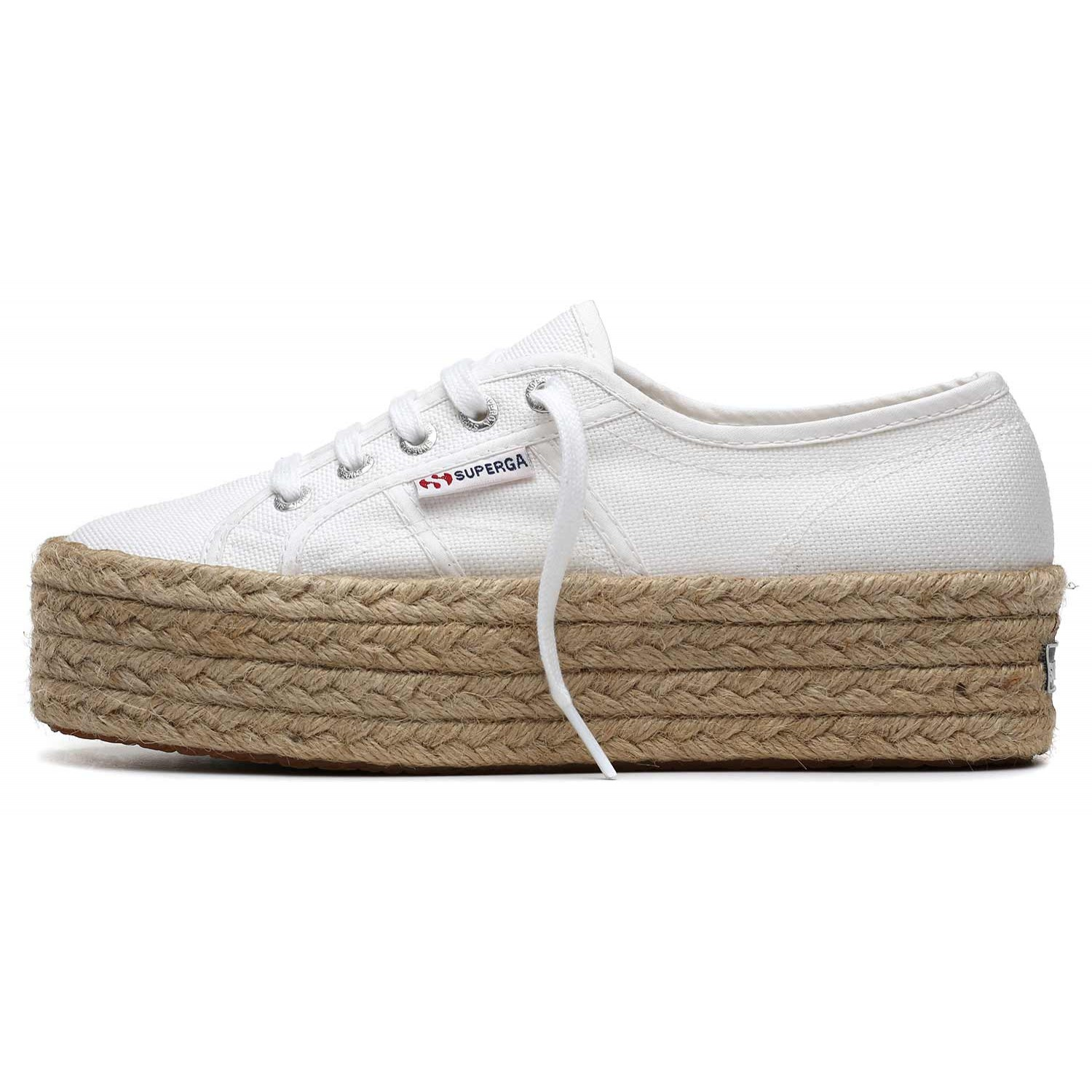 superga sneaker schuhe damenschuhe turnschuhe cotu s0099z0 901 plateau wei ebay. Black Bedroom Furniture Sets. Home Design Ideas